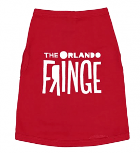 Fringe Dog Shirt - Red