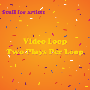 Video Loop Two Plays Per Loop