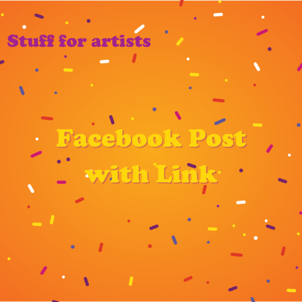 Facebook Post with Link